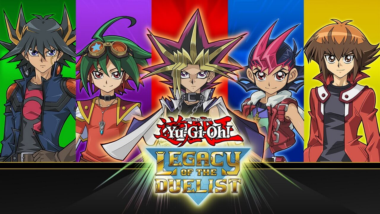 'Yu-Gi-Oh! Legacy of the Duelist' Tuju PC per Musim Gugur