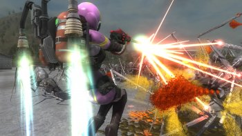 'Earth Defense Force 5' Hadirkan Fitur Gameplay & Alien Baru
