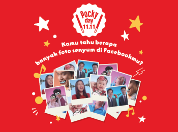 Kampanye Global Pertama Pocky, 'Pocky Day SMILE COUNTER Campaign'