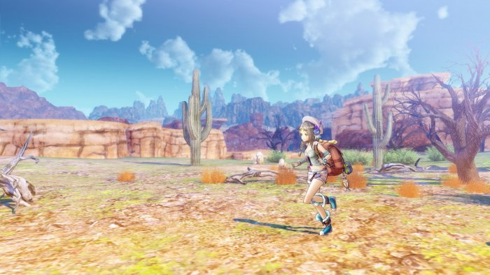 'Atelier Firis' Tayangkan Gameplay Versi PS Vita & Cuplikan OST