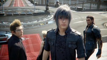 Mencoba Demo 'Final Fantasy XV: Judgment Disc'