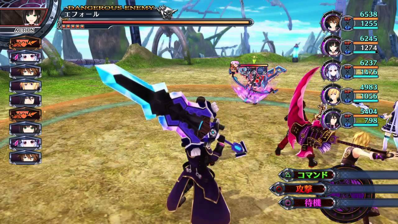 'Fairy Fencer F: Advent Dark Force' Buka Pendaftaran Closed Beta Test