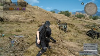 'Final Fantasy XV' Detilkan Sistem Ability Call