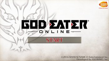 [First Impression] God Eater Online Open Beta