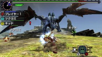 'Monster Hunter XX' Tayangkan Trailer Perkenalan Brave Style