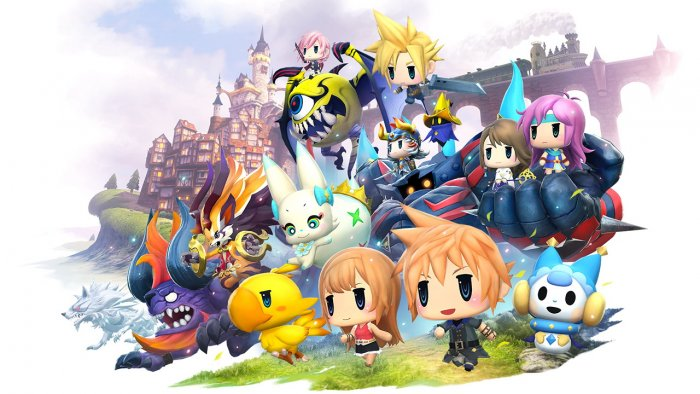 [Review] World of Final Fantasy