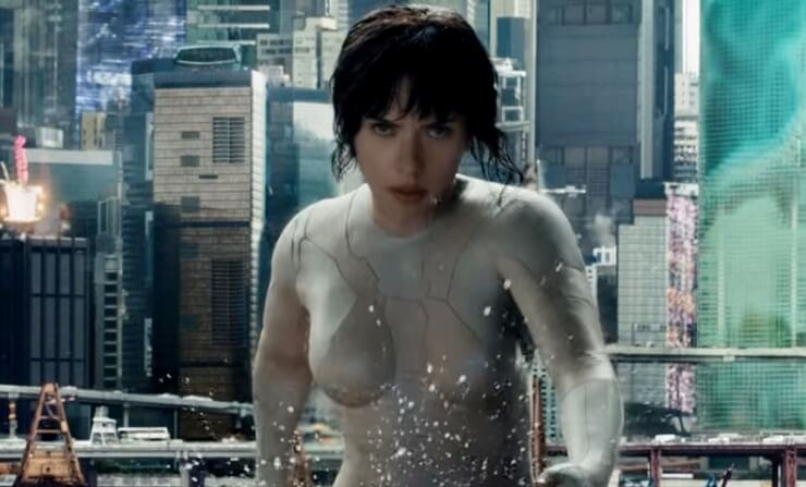 Diyakini Performa Film 'Ghost in the Shell' Itu Jelek Karena Review 'Whitewashing'