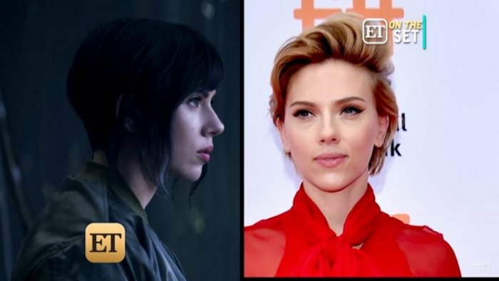 Live-Action 'Ghost in the Shell' Menampakkan Adegan Baku Tembak