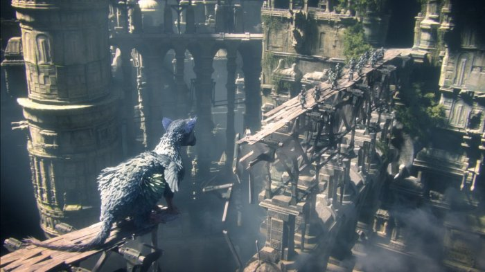 'The Last Guardian' Tayangkan Trailer Sinematik