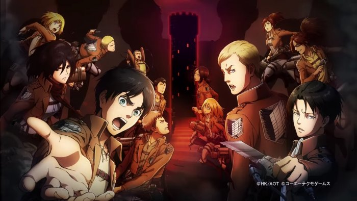 Trailer Perdana 'Attack on Titan: Escape from Certain Death' Ditayangkan