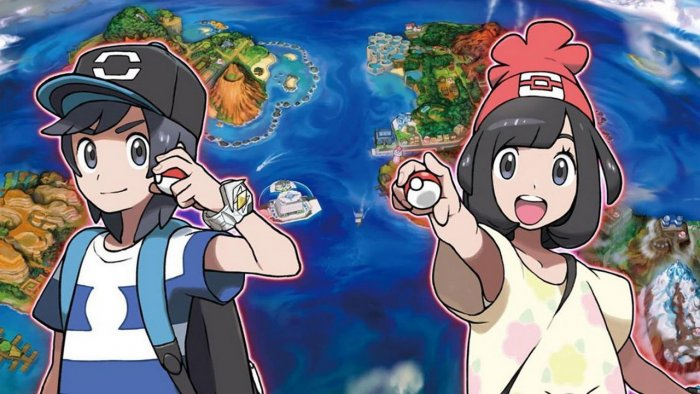 [First Impression] Pokemon Sun & Moon