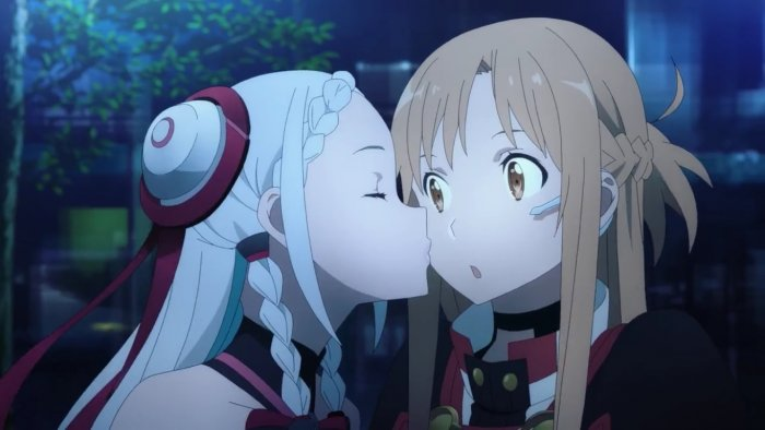 sword art online ordinal scale PV