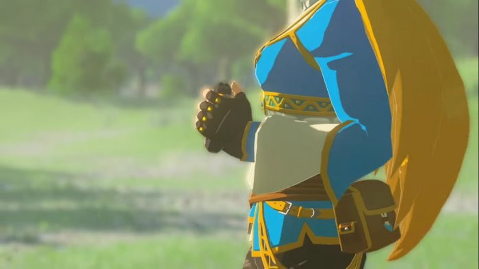 'The Legend of Zelda: Breath of the Wild' Pamerkan Trailer & Gameplay Baru