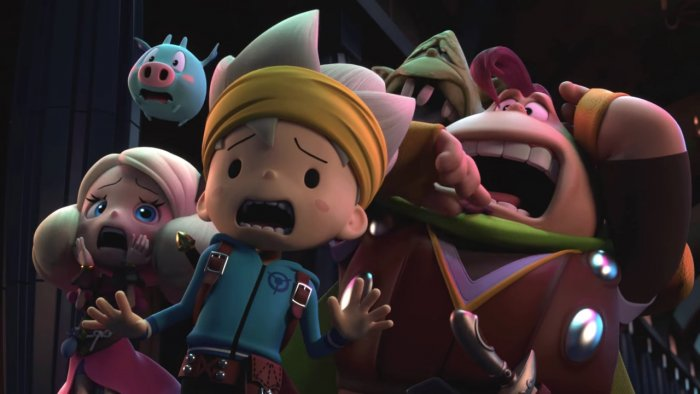 'The Snack World' Tayangkan Trailer Baru
