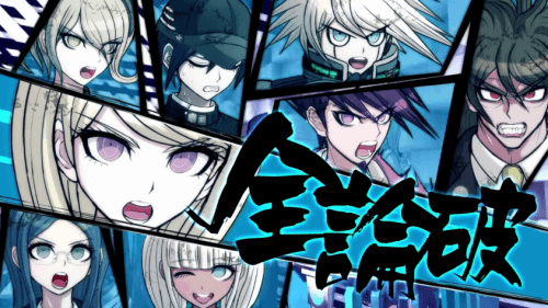new danganronpa v3