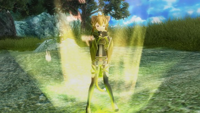 Tampak Jelas Gameplay 'Accel World VS Sword Art Online' Terungkap di Taipei Game Show 2017