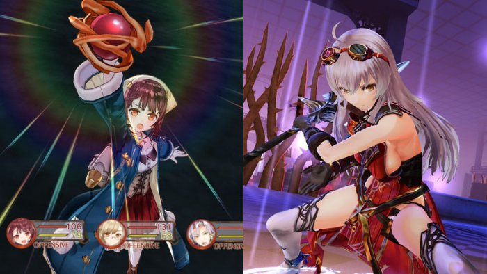 'Atelier Sophie' & 'Nights of Azure' Tayangkan Trailer Versi PC