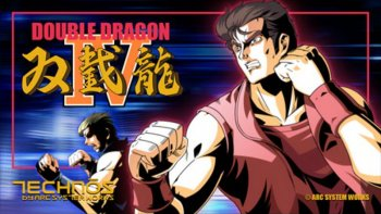 'Double Dragon IV' Tayangkan Trailer Perdana