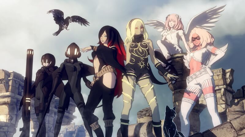 [Review] Gravity Rush 2