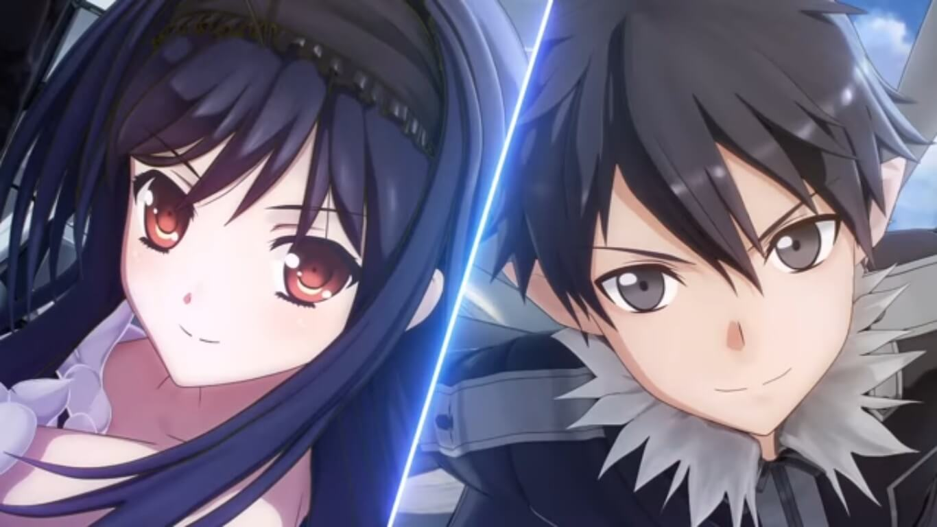 Film Pembuka Game 'Accel World VS Sword Art Online: Millenium Twilight' Ditayangkan