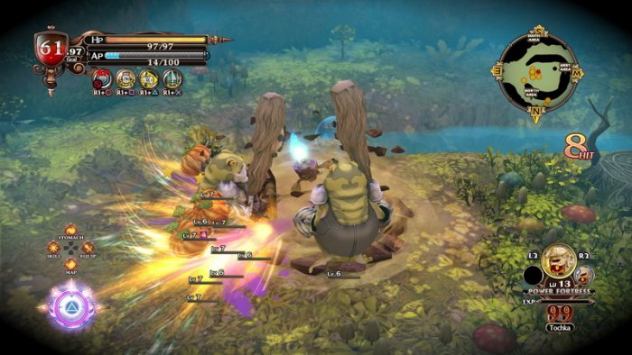20 Menit Gameplay 'The Witch and The Hundred Knight 2' Terungkap