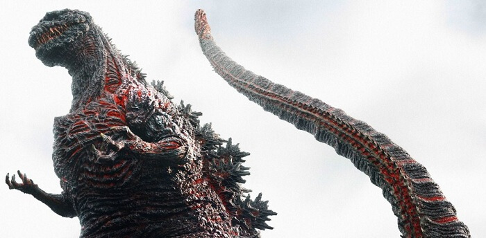 Urobuchi Akan Mengerjakan Anime Movie 'Godzilla'!
