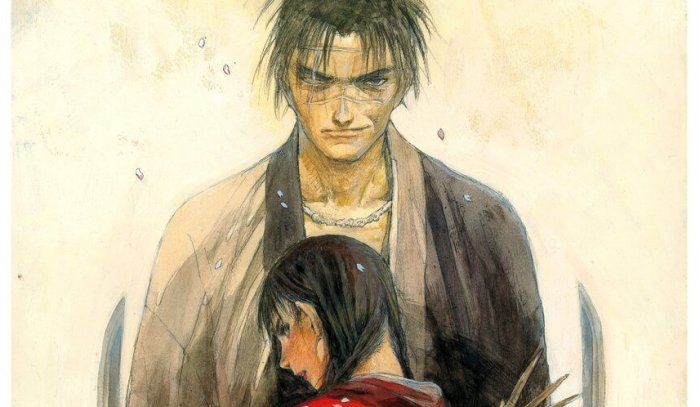 PV Live Action 'Blade of the Immortal' Perdengarkan Lagu Temanya
