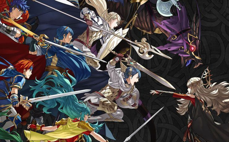 [First Impression] Fire Emblem Heroes