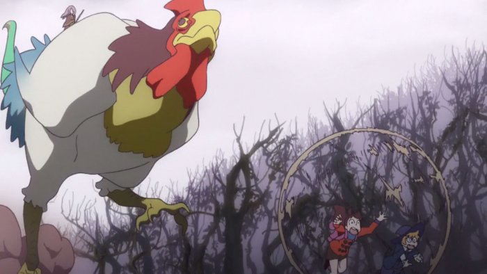 Little Witch Academia - 01