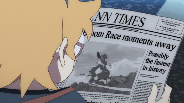 Little Witch Academia - 09