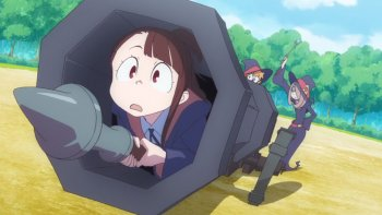 [3 Episode Rule] Little Witch Academia