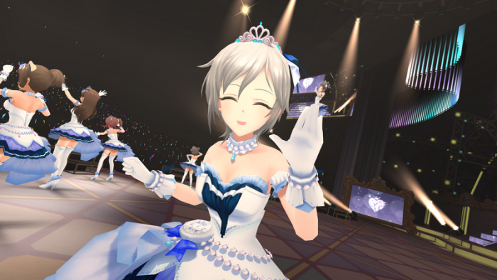 'The Idolmaster: Cinderella Girls Viewing Revolution' Versi Asia Rilis di Akhir April