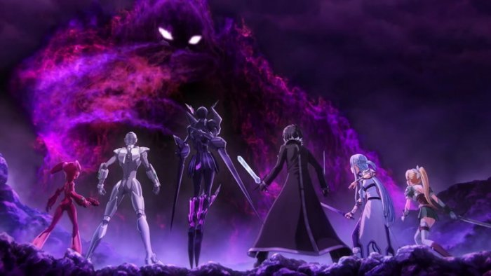 'Accel World VS Sword Art Online' Tayangkan Trailer Ke-4