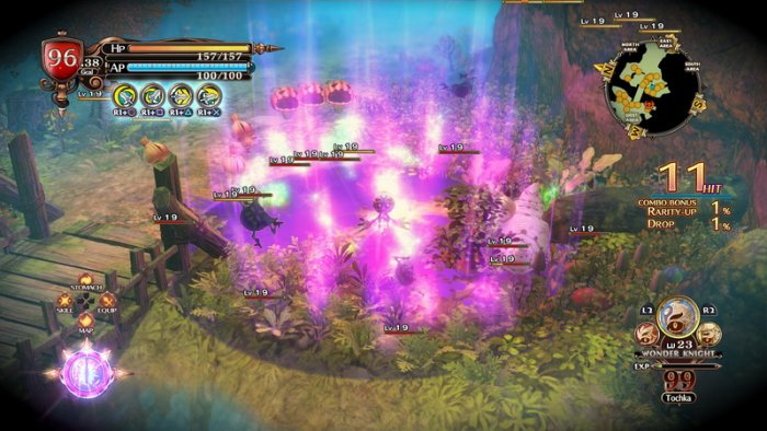 Episode Kedua Live Gameplay dari 'The Witch and the Hundred Knight 2' Ditayangkan