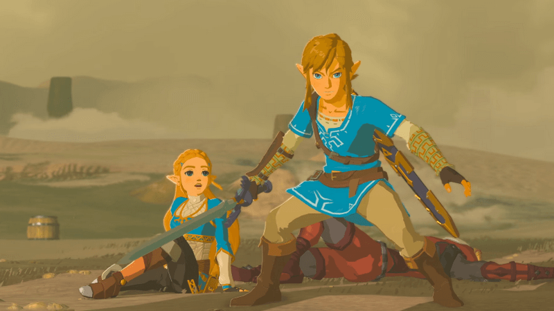 'The Legend of Zelda: Breath of The Wild' Tayangkan Trailer Berjudul Guard