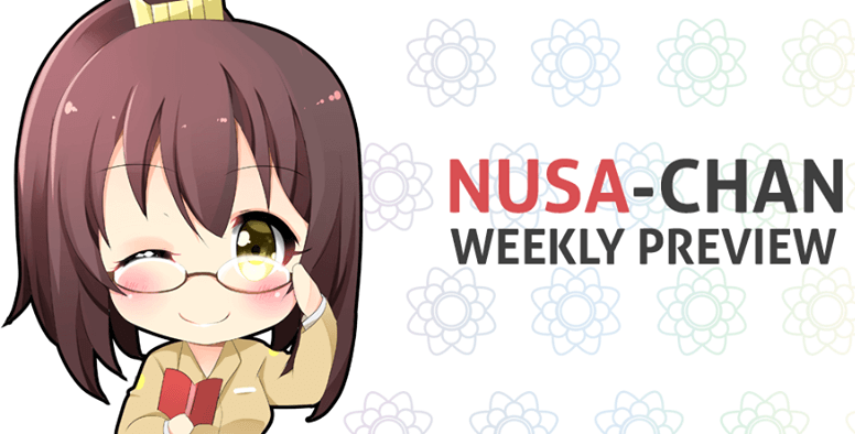 Preview Nusaimoe Week 9