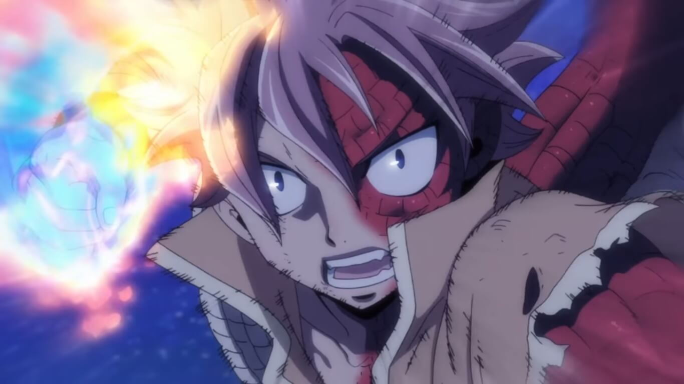 Film 'Fairy Tail: Dragon Cry' Tampilkan Trailer Perdananya