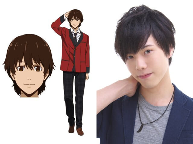 JOI - kakegurui updated casts (3)