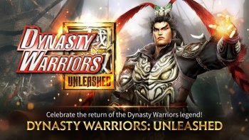 'Dynasty Warriors Unleashed' Sudah Bisa Dimainkan di Mobile