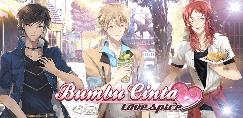 Warnai Kisah Cintamu di Game Mobile Visual Novel 'Bumbu Cinta/Love Spice'