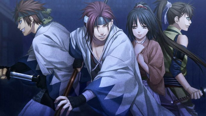'Hakuoki: Kyoto Winds' Hadirkan Limited Edition