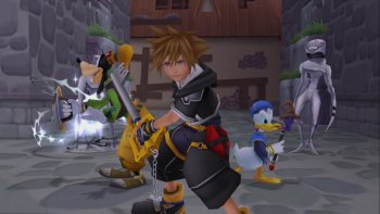 'Kingdom Hearts HD 1.5 + 2.5 Remix' Tayangkan Trailer Fight the Darkness