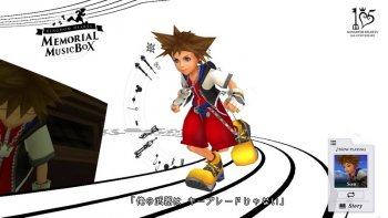 'Kingdom Hearts HD 1.5 + 2.5 Remix' Ungkap Gameplay dari Kingdom Hearts II Final Mix/Birth by Sleep Final Mix