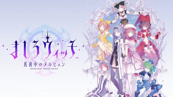 Square Enix Umumkan Game Mobile Baru Berjudul 'Mashiro Witch: Midnight Marchen'