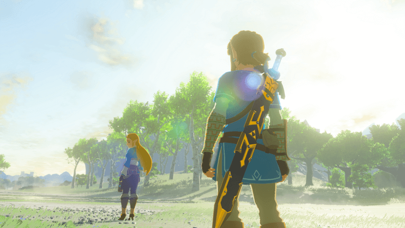 Nintendo Tayangkan Video 'The Making of the Legend of Zelda: Breath of the Wild'