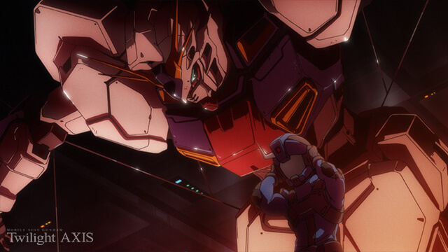 'Mobile Suit Gundam: Twilight AXIS' Menayangkan PV Teasernya