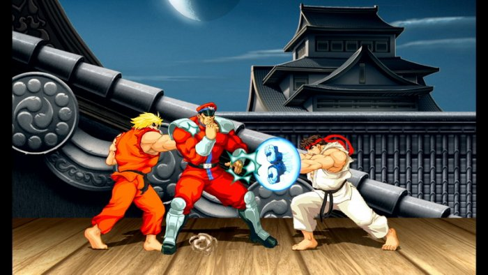 'Ultra Street Fighter II' Rilis per 26 Mei