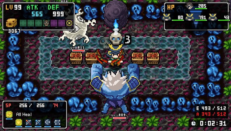 'Cladun Returns: This is Sengoku!' Tayangkan Trailer Perkenalan