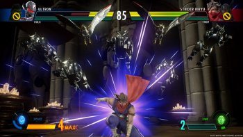 Simak Trailer Gameplay Kedua dari 'Marvel vs. Capcom Infinite'