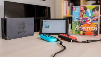 Jumlah Distribusi Nintendo Switch Capai 2,74 Juta Unit